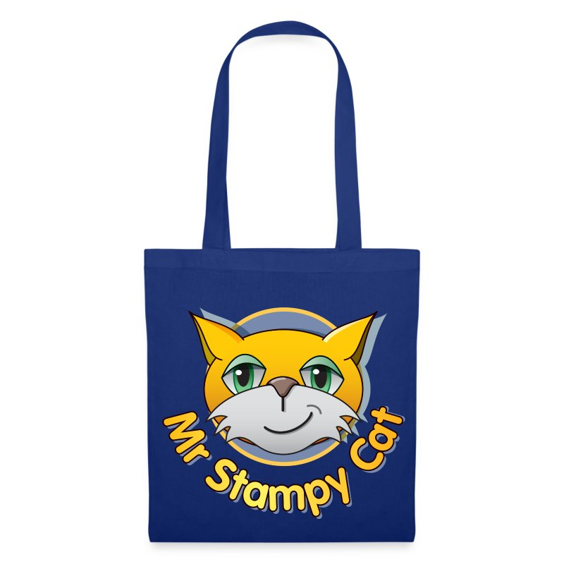 Mr. Stampy Cat - Bag - Tote Bag