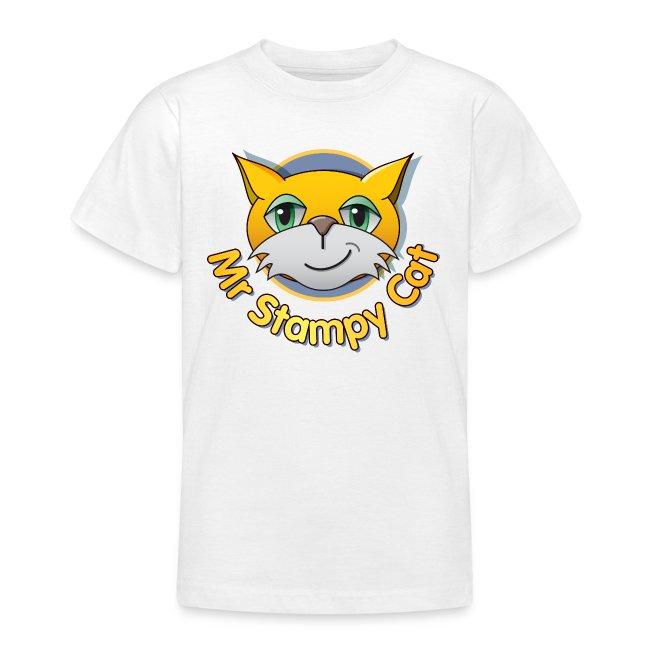 Mr. Stampy Cat - Teenagers T-shirt