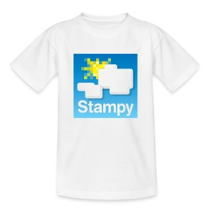 Stampy Logo - Teenage T-shirt - Teenage T-shirt