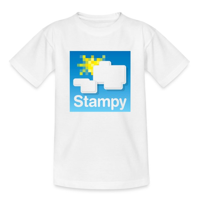 Stampy Logo - Teenage T-shirt