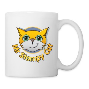 Mr. Stampy Cat - Mug - Mug