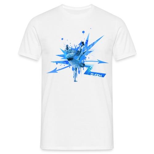 Breaker Blue - Men's T-Shirt