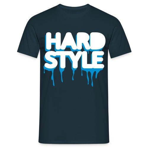 Blue Hardstyle - T-shirt Homme