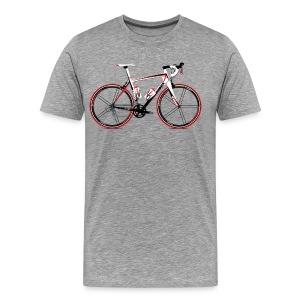 Race Bike - Men's Premium T-Shirt
