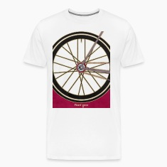 Single Speed Bicycle T-Shirts
