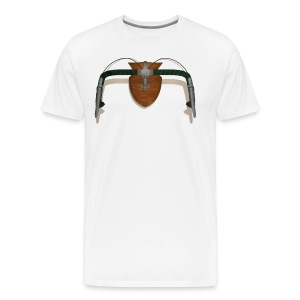 Bike Hunter - Men's Premium T-Shirt
