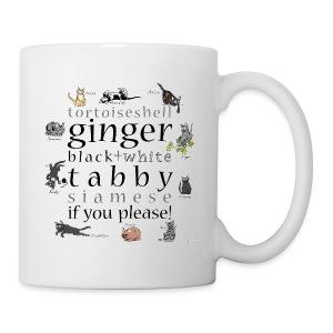 Kitties Allsorts – the mug! - Mug