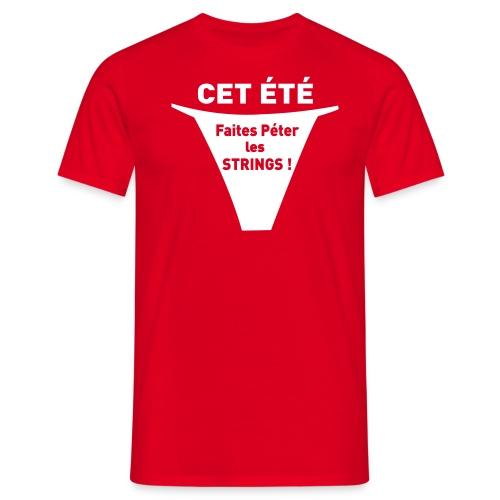 hot - T-shirt Homme