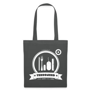 FROM SOUTH WITH CODE Bag - Borsa di stoffa