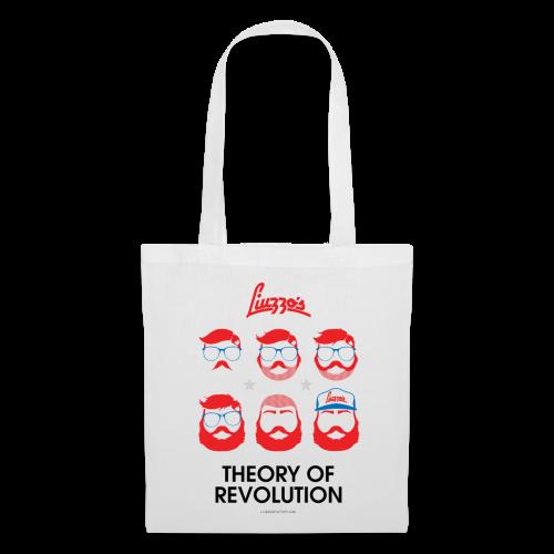 THEORY of REVOLUTION BAG - Borsa di stoffa