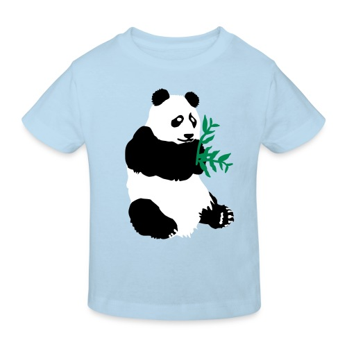 PANDA TEE SHIRT XIONG MAO - T-shirt bio Enfant