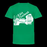 T-Shirts ~ Kinder Premium T-Shirt ~ T-Shirt Lütt Nordend - Kinder