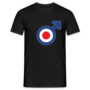 Male Mod - Men's T-Shirt