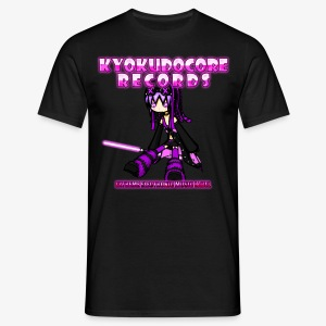 KyokudoCore Records T-Shirt - Men's T-Shirt