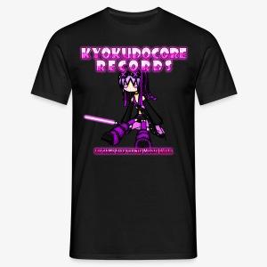 KyokudoCore Records T-Shirt - Men's T-Shirt