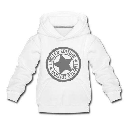 Limited Edition - Maglietta Uomo manica corta collo V - Felpa con cappuccio Premium per bambini
