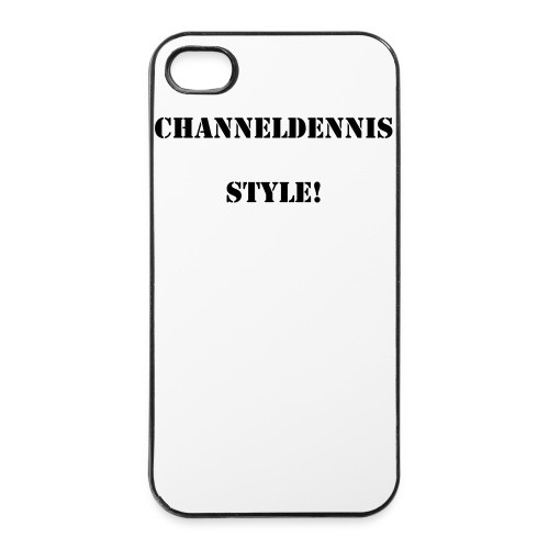 channel dennis iphone 4 / 4s hard case - iPhone 4/4s hard case