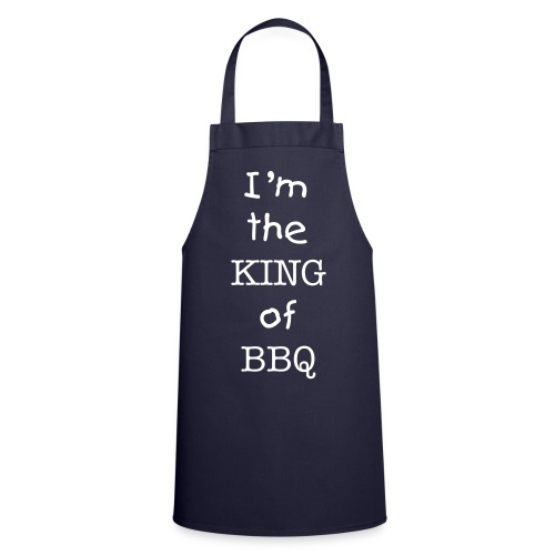 I'm the King of BBQ - Tablier de cuisine