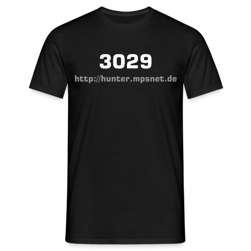3029 Shirt Collection v1 Man - Männer T-Shirt