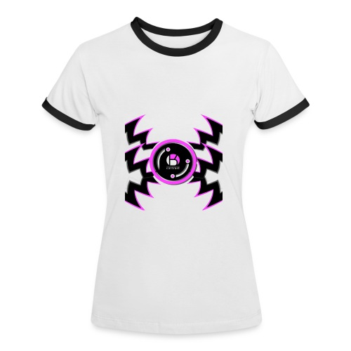 contrast-R 2013 collection - Women's Ringer T-Shirt