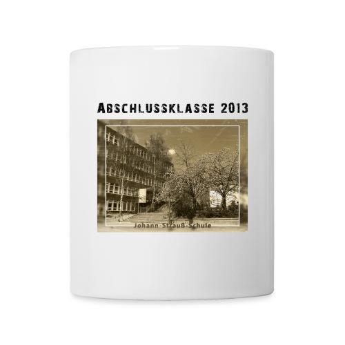 Abschlussklasse 2013 - Tasse
