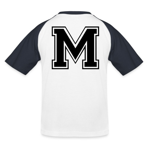 T-shirt Mac.S - T-shirt baseball Enfant
