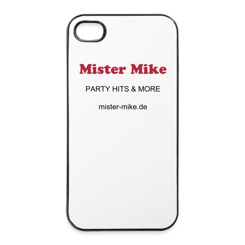 iPhone Hülle von Mister Mike - iPhone 4/4s Hard Case