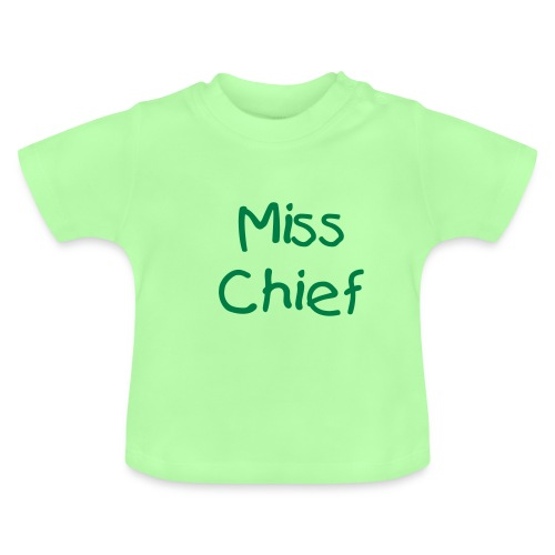 Miss Chief - Baby T-Shirt