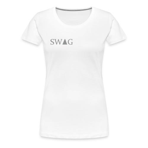 T Shirt femme Swag - T-shirt Premium Femme