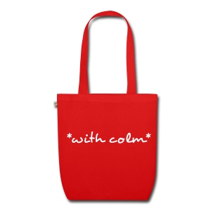 *with colm* - EarthPositive Tote Bag