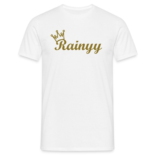 Mens Gold Royal Tee - Men's T-Shirt