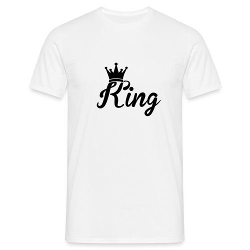 T SHIRT KING - T-shirt Homme