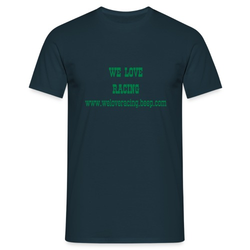 WLR - T-Shirt for men - Men's T-Shirt