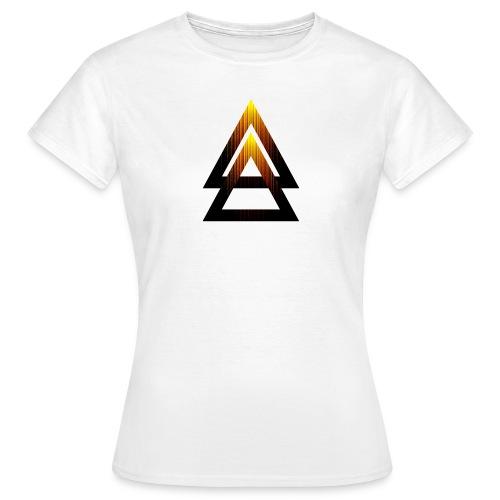 Womens Triangular Tee - Women's T-Shirt