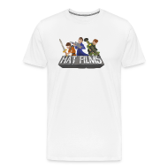 T-Shirts ~ Men's Premium T-Shirt ~ Hat Films - Locked n Loaded Men's Classic T-Shirt