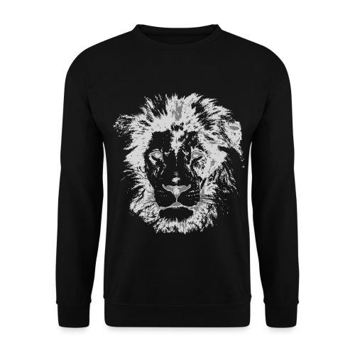 lion - Männer Pullover