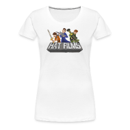 T-Shirts ~ Women's Premium T-Shirt ~ Hat Films - Locked n Loaded Women's Classic T-Shirt