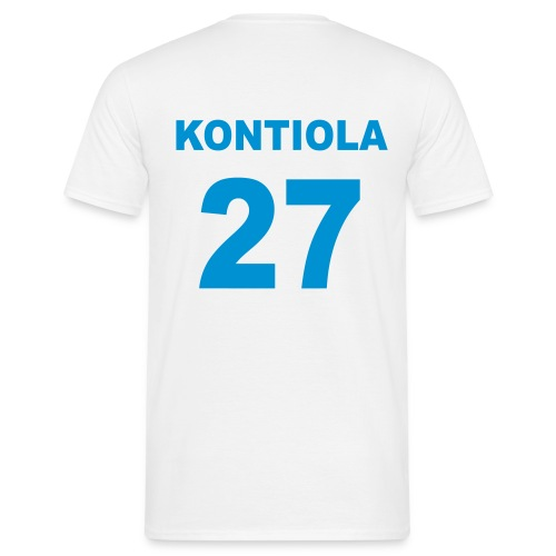 Petri Kontiola 27 t-paita - Miesten t-paita