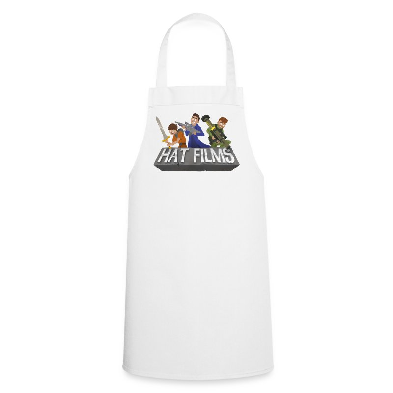 Hat Films - Locked n Loaded - Apron - Cooking Apron