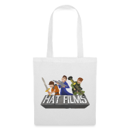 Bags & Backpacks ~ Tote Bag ~ Hat Films - Locked n Loaded Tote Bag