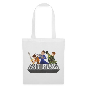 Hat Films - Locked n Loaded Tote Bag - Tote Bag