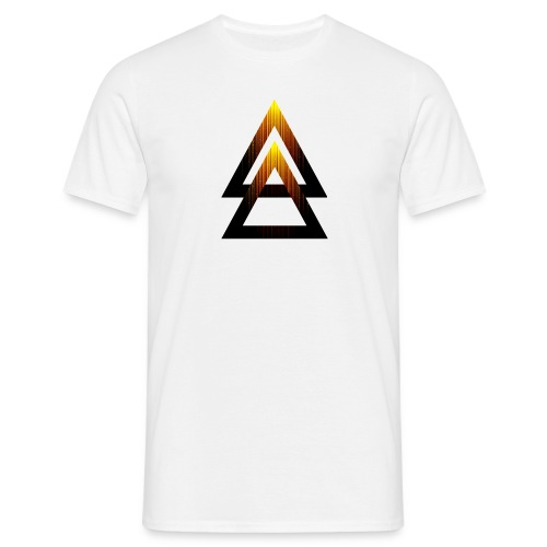 Mens Triangular Tee - Men's T-Shirt
