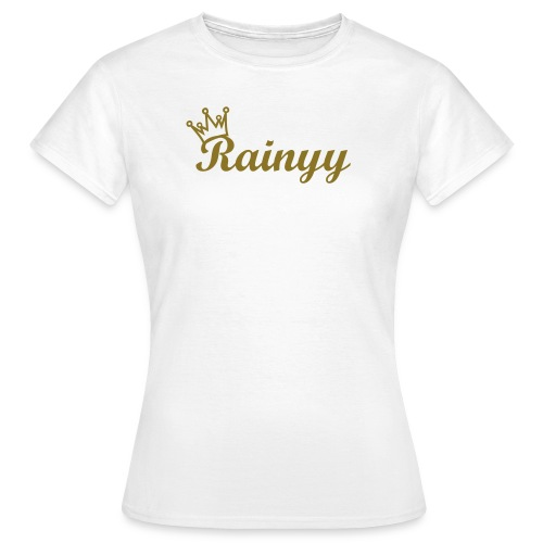 Womens Gold Royal Tee - Women's T-Shirt