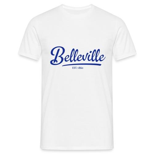 Belleville - Männer T-Shirt
