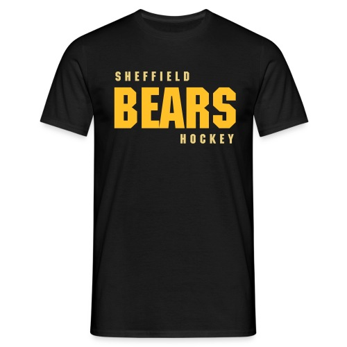 Bears National Champions 2013 Tee (Black) - Men's T-Shirt