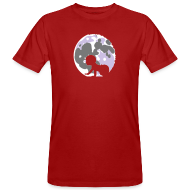 T-Shirts ~ Männer Bio-T-Shirt ~ Nachtaktiv - FLEX - ORGANIC