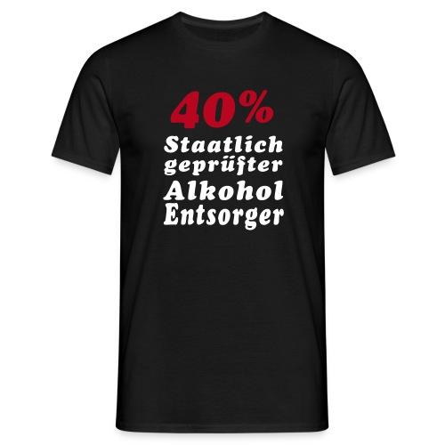 ALCO - Männer T-Shirt