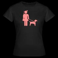 T-Shirts ~ Frauen T-Shirt ~ Jägerinnenshirt