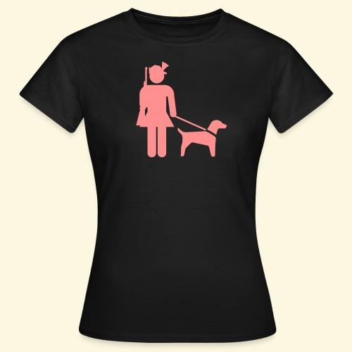 Jägerinnenshirt Eva Spezial - Frauen T-Shirt