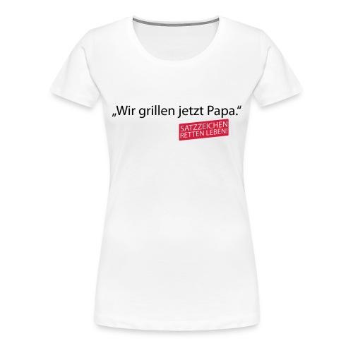 DEUTSCHLEHRERIN - Frauen Premium T-Shirt